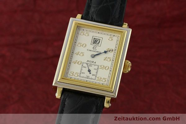 CHRONOSWISS HORA OR 18 CT REMONTAGE MANUEL LP: 12800EUR [150308]