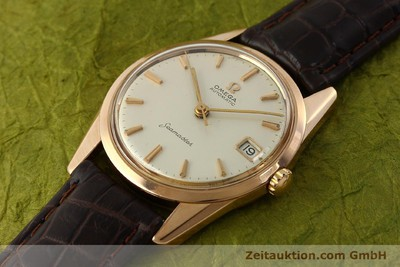 OMEGA SEAMASTER OR 18 CT AUTOMATIQUE KAL. 562 LP: 6710EUR VINTAGE [150342]