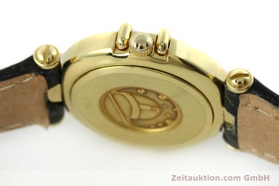 OMEGA LADY 18K (0,750) GOLD CONSTELLATION DAMENUHR [150350]