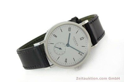 NOMOS TANGENTE SPORT STEEL MANUAL WINDING KAL. ETA 7001 LP: 1420EUR [150354]