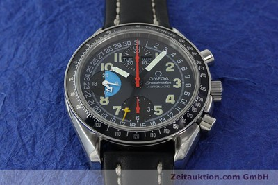 OMEGA SPEEDMASTER DAY-DATE CHRONOGRAPH AUTOMATIK STAHL VP: 3020,- EURO [150364]