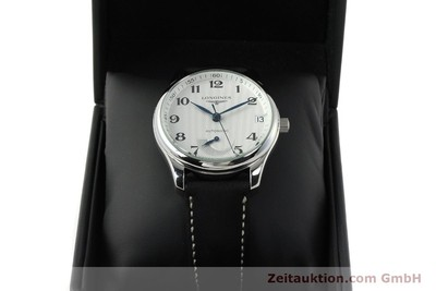 LONGINES MASTER COLLECTION STEEL AUTOMATIC KAL. L.693.2 ETA A07161 LP: 1850EUR [150372]