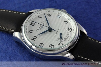 LONGINES MASTER COLLECTION ACIER AUTOMATIQUE KAL. L.693.2 ETA A07161 LP: 1850EUR [150372]