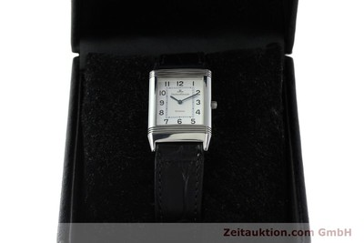 JAEGER LE COULTRE REVERSO STEEL MANUAL WINDING KAL. 846/1 [150375]