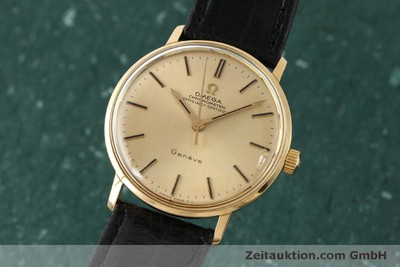 OMEGA 18 CT GOLD MANUAL WINDING KAL. 602 [150379]