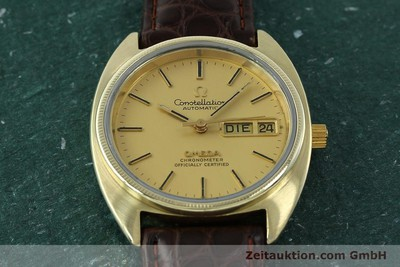 OMEGA CONSTELLATION DORÉ AUTOMATIQUE KAL. 1021 LP: 2000EUR [150386]