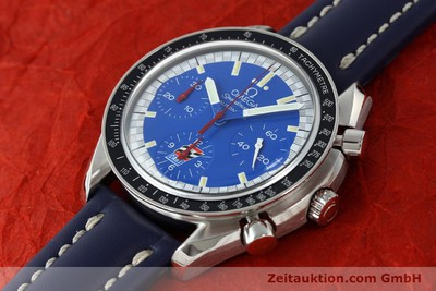 OMEGA SPEEDMASTER CART RACING CHRONOGRAPH AUTOMATIK SCHUMACHER VP: 3020,- Euro [150397]