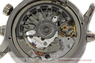 PORSCHE DESIGN DASHBORD CHRONOGRAPHE TITANE AUTOMATIQUE KAL. ETA LP: 6500EUR [150415]