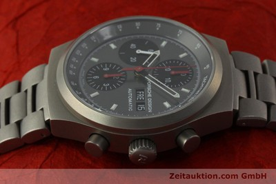 PORSCHE DESIGN BY ETERNA DAY DATE CHRONOGRAPH TITAN HERREN 6625 VP: 4300,- Euro [150420]
