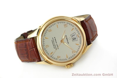 ETERNA 1948 OR 18 CT AUTOMATIQUE KAL. ETA 2892 A2 LP: 12500EUR [150422]