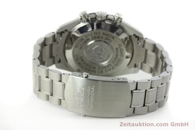 OMEGA SPEEDMASTER CHRONOGRAPH STEEL MANUAL WINDING KAL. 1861 LP: 4100EUR [150425]