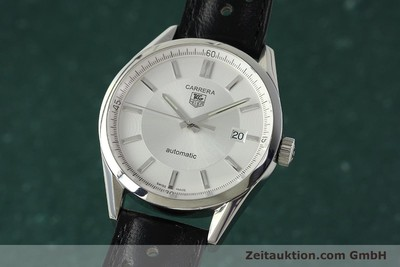TAG HEUER CARRERA STEEL AUTOMATIC KAL. 5 ETA 2824-2 LP: 2150EUR [150438]