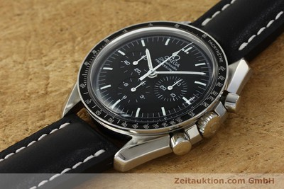 OMEGA SPEEDMASTER CHRONOGRAPH STEEL MANUAL WINDING KAL. 1861 LP: 4100EUR [150453]