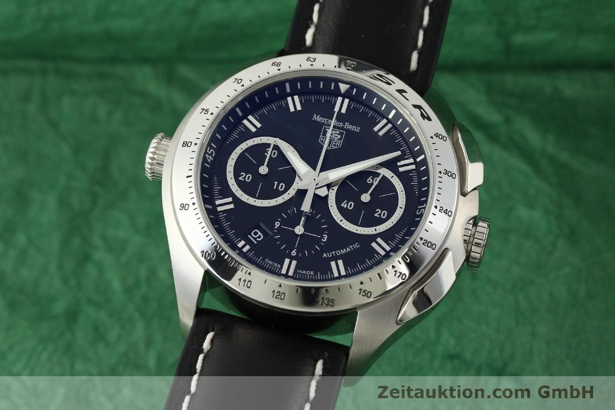 tag heuer slr chronograph stahl automatik kal 17 eta 2894. Black Bedroom Furniture Sets. Home Design Ideas