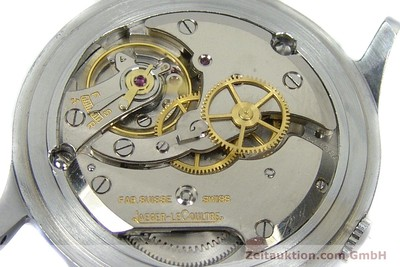 JAEGER LE COULTRE STEEL MANUAL WINDING KAL. P478/C [150462]