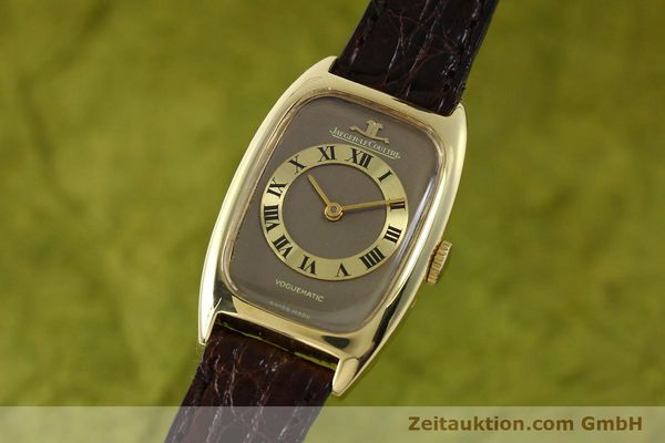 JAEGER LE COULTRE VOGUEMATIC 18 CT GOLD AUTOMATIC KAL. 832/1 [150464]