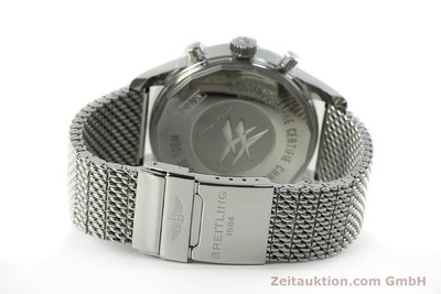 BREITLING TRANSOCEAN CHRONOGRAPH STEEL AUTOMATIC KAL. B05 LP: 9900EUR [150483]