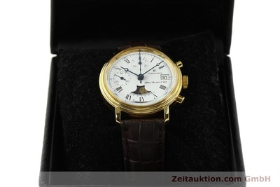 CHRONOSWISS A. ROCHAT CHRONOGRAPH GOLD-PLATED MANUAL WINDING KAL. VALJ. 7768 [150501]
