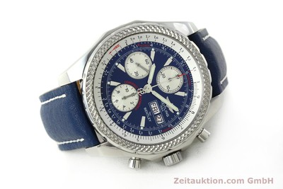 BREITLING BENTLEY CHRONOGRAPHE ACIER AUTOMATIQUE KAL. B13 ETA 7750 LP: 7760EUR [150508]