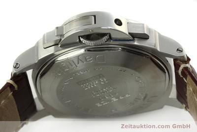 PANERAI LUMINOR CHRONO DAYLIGHT CHRONOGRAPH STEEL AUTOMATIC KAL. ETA 7753 LP: 7400EUR [150510]