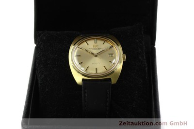 IWC 18 CT GOLD AUTOMATIC KAL. 8541B VINTAGE [150518]