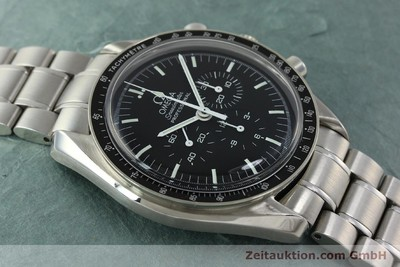 OMEGA SPEEDMASTER CHRONOGRAPH STEEL MANUAL WINDING KAL. 861 LP: 4100EUR [150521]