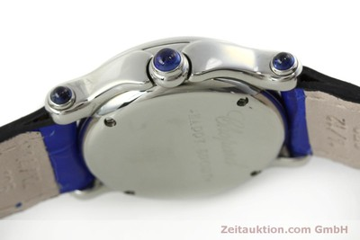 CHOPARD HAPPY SPORT ACIER QUARTZ KAL. ETA 956102 [150538]