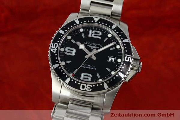 LONGINES CONQUEST ACIER AUTOMATIQUE KAL. L633.5 ETA 2824-2 LP: 1000EUR [150551]