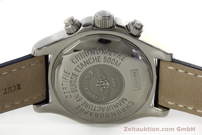 BREITLING SUPEROCEAN CHRONO CHRONOGRAPH STAHL HERRENUHR A13340 NP: 4650,- EUR [150588]