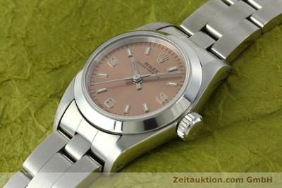 ROLEX OYSTER PERPETUAL STEEL AUTOMATIC KAL. 2130 LP: 3900EUR [150592]