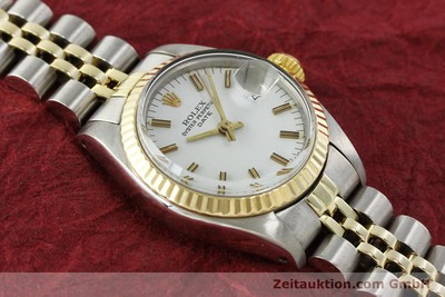 ROLEX LADY DATE STEEL / GOLD AUTOMATIC KAL. 2030 LP: 6950EUR [150595]