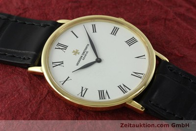 VACHERON & CONSTANTIN 18 CT GOLD MANUAL WINDING KAL. 1015 [150605]