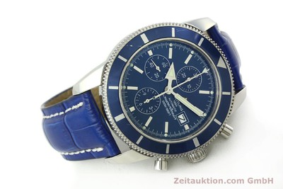 BREITLING SUPEROCEAN HERITAGE CHRONOGRAPH STAHL HERRENUHR A13320 NP: 4580,- EUR [150606]