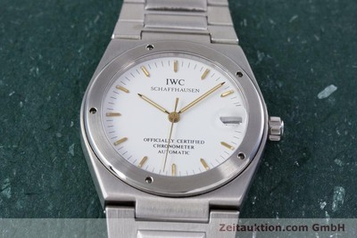 IWC INGENIEUR STEEL AUTOMATIC KAL. 887 LP: 5900EUR [150608]