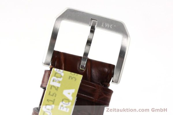 Used luxury watch IWC Doppelchronograph chronograph steel automatic Kal. 79230 Ref. 3713  | 150613 13