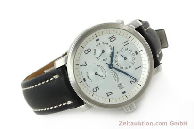MÜHLE BUSINESS TIMER STEEL AUTOMATIC KAL. ETA 2892A2 [150629]
