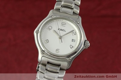 EBEL 1911 STEEL QUARTZ KAL. 87 [150636]