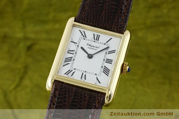 CHOPARD 18 CT GOLD MANUAL WINDING KAL. ETA 2512 [150645]