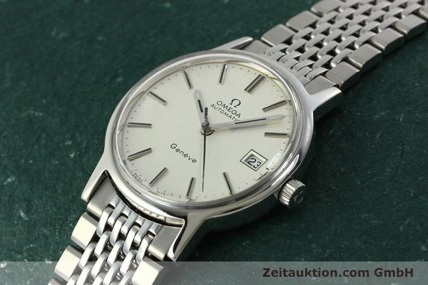 Used luxury watch Omega * steel automatic Kal. 1012 Ref. 166.0163  | 150654 01