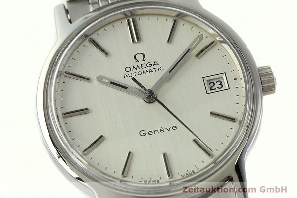 Used luxury watch Omega * steel automatic Kal. 1012 Ref. 166.0163  | 150654 02