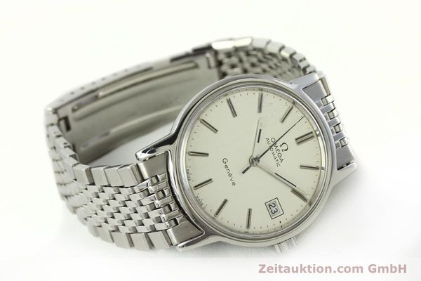 Used luxury watch Omega * steel automatic Kal. 1012 Ref. 166.0163  | 150654 03