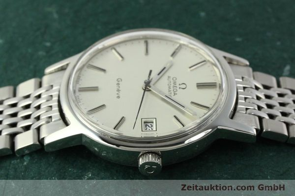 Used luxury watch Omega * steel automatic Kal. 1012 Ref. 166.0163  | 150654 05