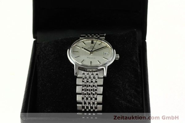 Used luxury watch Omega * steel automatic Kal. 1012 Ref. 166.0163  | 150654 07