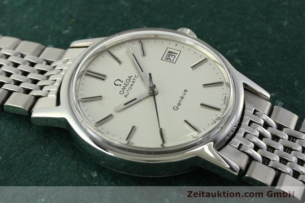 Used luxury watch Omega * steel automatic Kal. 1012 Ref. 166.0163  | 150654 15
