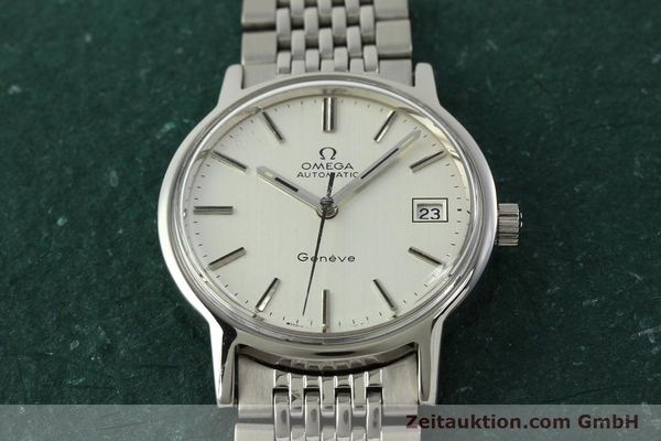 Used luxury watch Omega * steel automatic Kal. 1012 Ref. 166.0163  | 150654 16