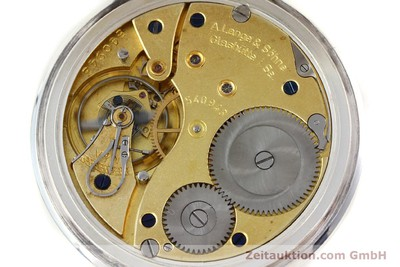 A. LANGE & SÖHNE SILVER MANUAL WINDING [150662]