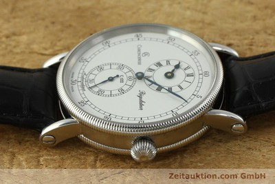 CHRONOSWISS REGULATEUR EDELSTAHL AUTOMATIK CH1223 LP: 4960,- EURO [150680]