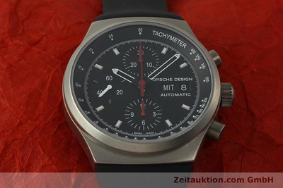 PORSCHE DESIGN BY ETERNA DAY DATE CHRONOGRAPH TITAN HERREN 6625 VP: 4300,- Euro [150684]