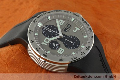 PORSCHE DESIGN FLAT SIX CHRONOGRAPH STEEL AUTOMATIC KAL. ETA 7750 LP: 3750EUR [150688]