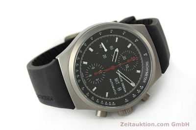 PORSCHE DESIGN BY ETERNA DAY DATE CHRONOGRAPH TITAN HERREN 6625 VP: 4300,- Euro [150691]